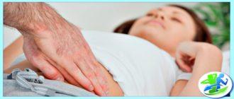 Аппендицит симптомы у взрослых женщин