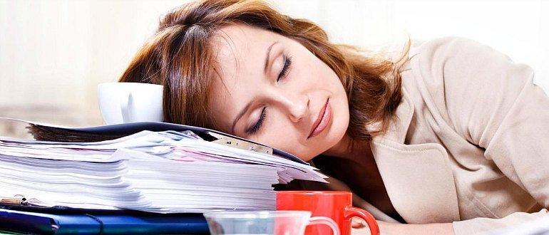 Постоянно хочется спать и сильная усталость причины и лечение