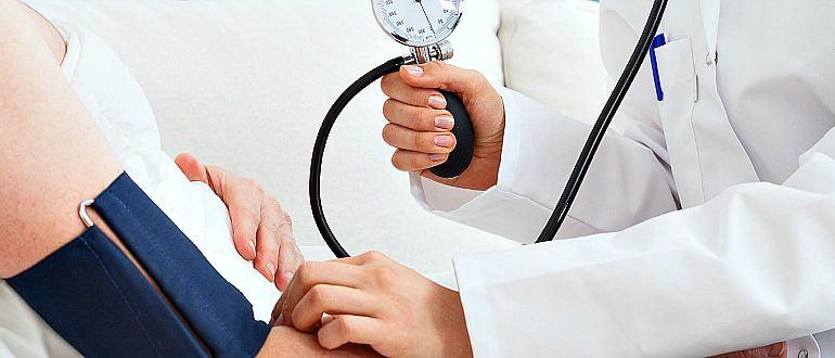 Проверяют сердечное давление