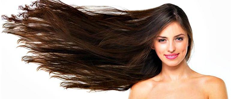 Здоровые и густые волосы