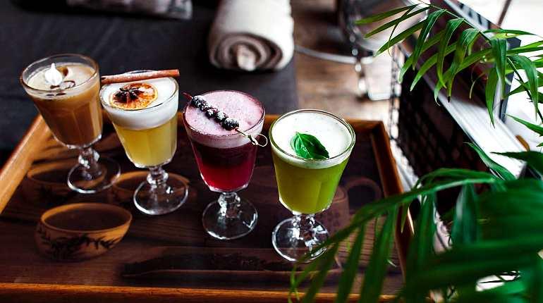 Алкогольные коктейль