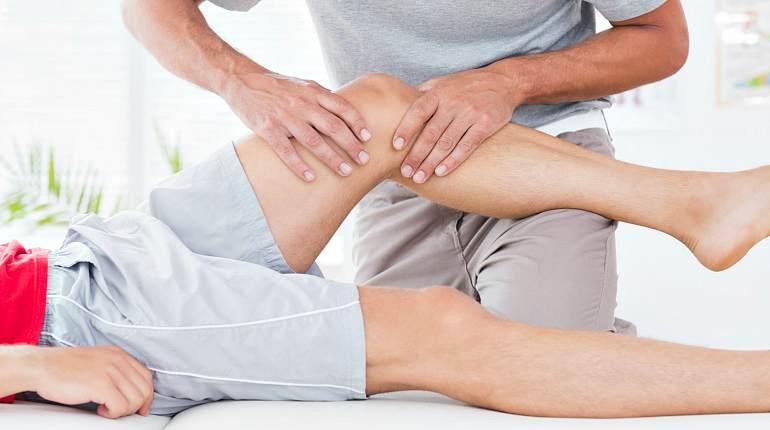 Лечение коленных суставов