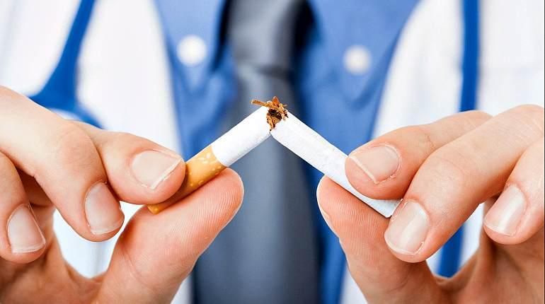 Сигаретная зависимость