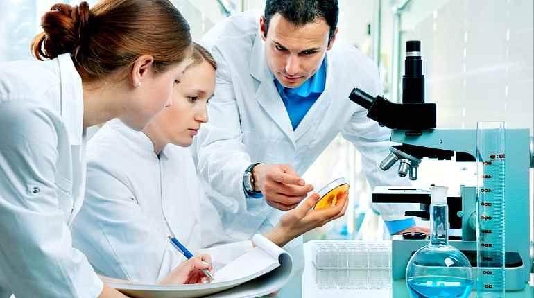 Исследование раковых клеток