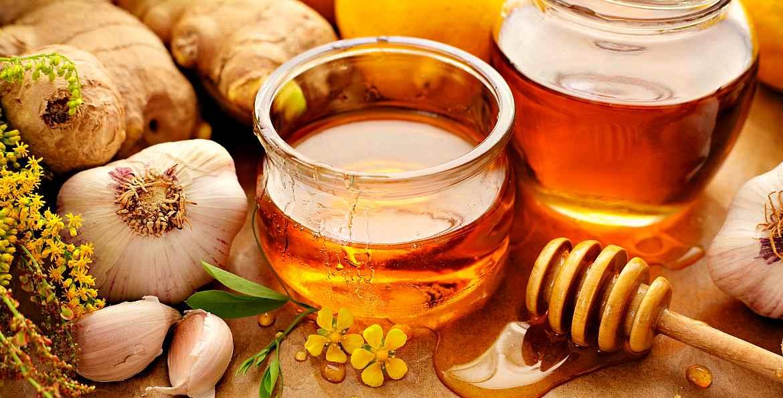 Элексир из яблочного уксуса, меда, чеснока