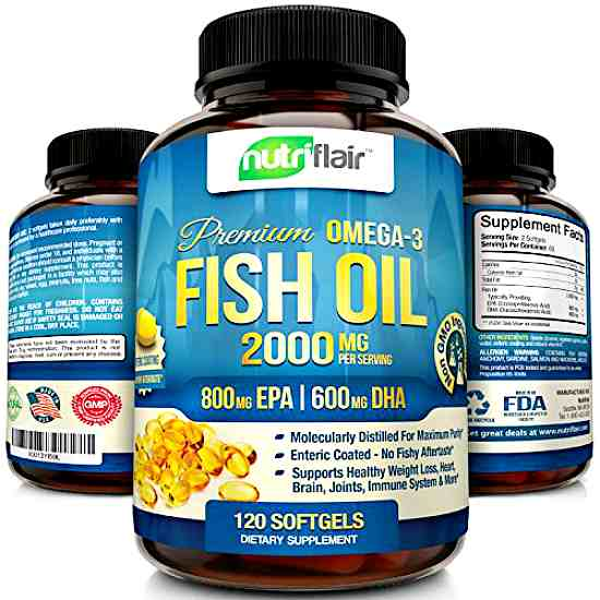 Оmega-3 Fish Oil
