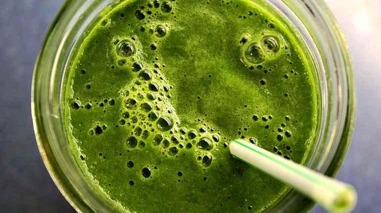 Напиток из водоросли