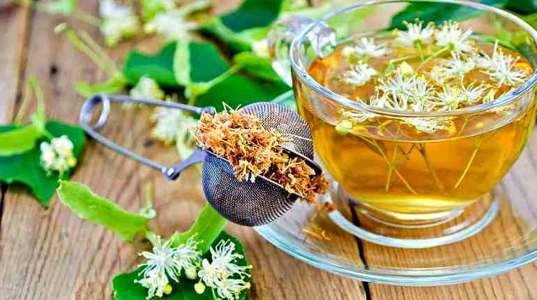 Чай из цветков
