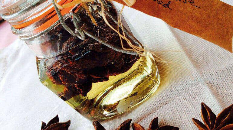 Эфирное масло бадьяна