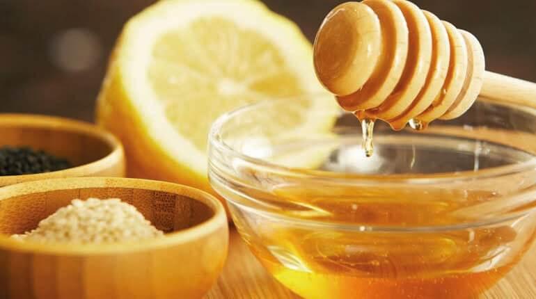 Мед и цитрус