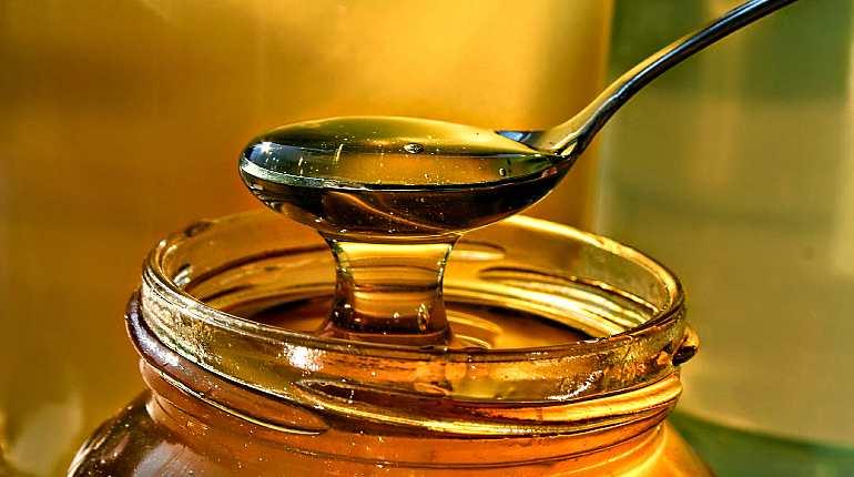 Мед с йодом