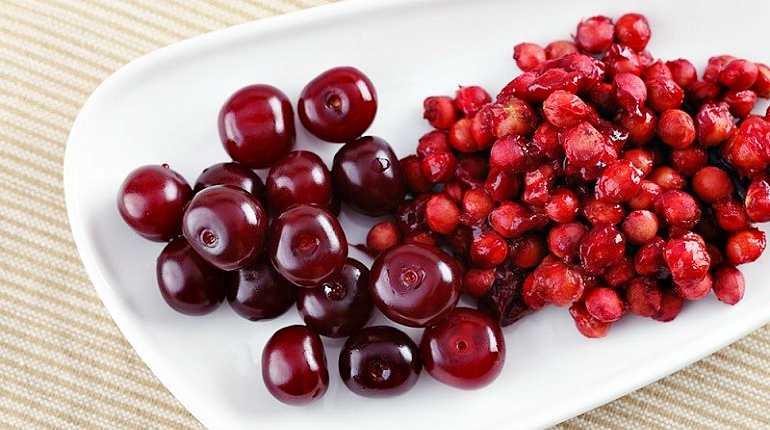 Лечение семенами вишни