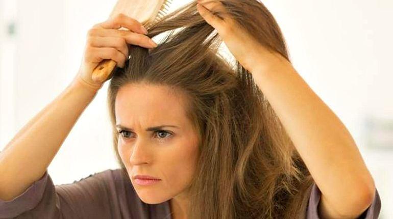 Седеющий волос