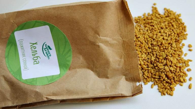 Лечебные свойства семян пажитника и их применение в народной медицине