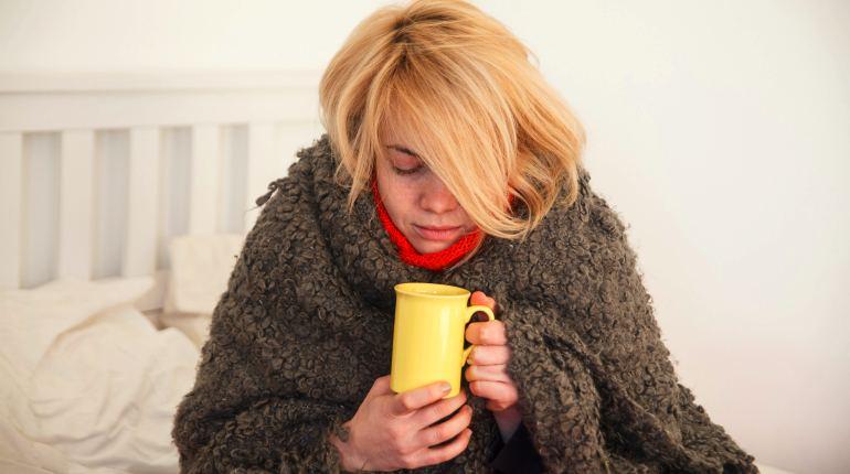 Напиток для лечения простудных заболеваний
