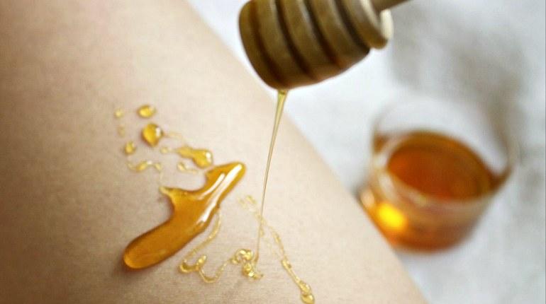 Лечение кожи медом
