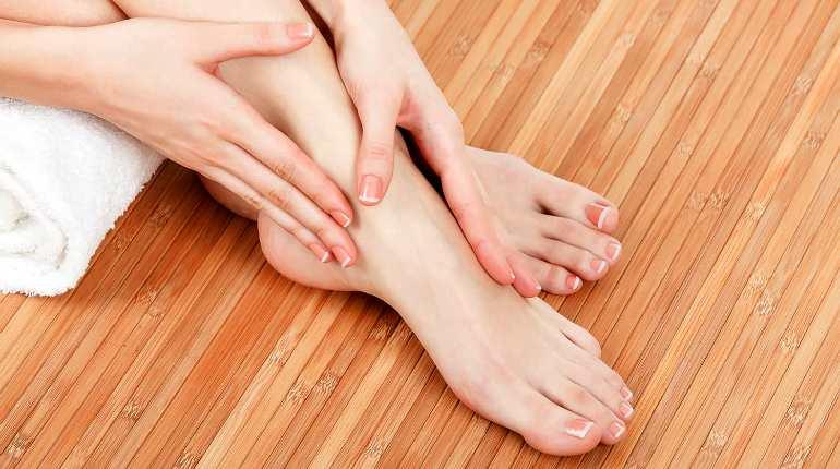 Здоровые ногти на руках и ногах