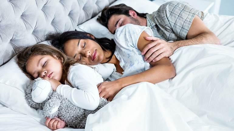 Здоровый сон всей семьи