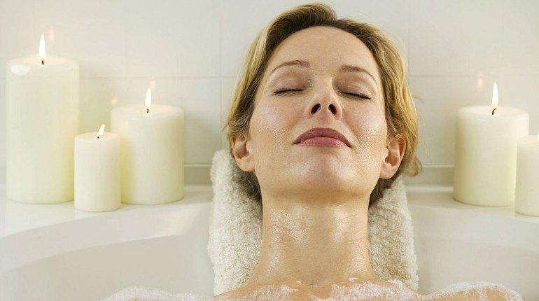 Прием лечебной ванны