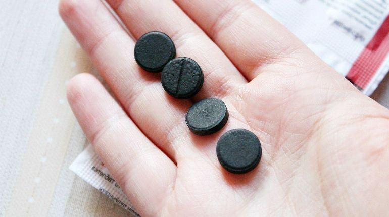 Лечебные свойства угля