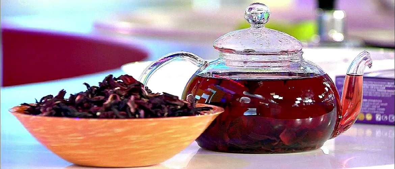 Чай из китайской розы