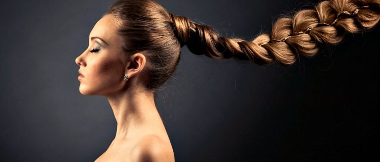 Длинные и крепкие волосы