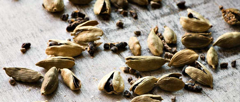 Семена растения кардамон