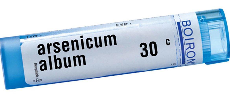 Гомеопатический препарат Арсеникум альбум