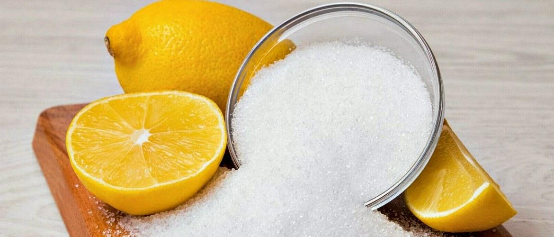 Лимоны и лимонная кислота